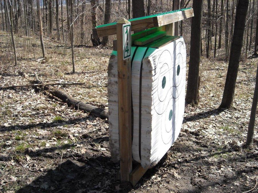 Friends of Punderson Archery Walking Range 2
