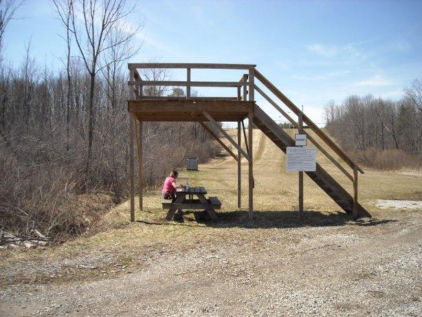 Friends of Punderson Archery Walking Range
