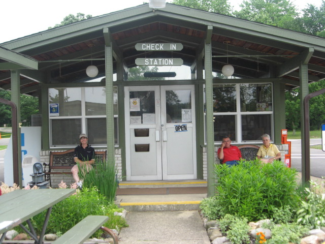Friends of Punderson Campground Check In