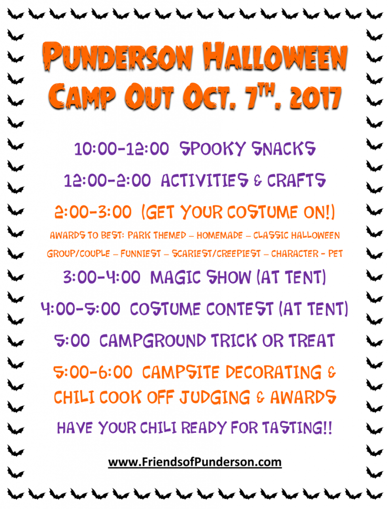HalloweenCampOutSchedulePic